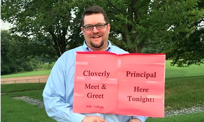 DATE CHANGE August Principal Meet and Greet