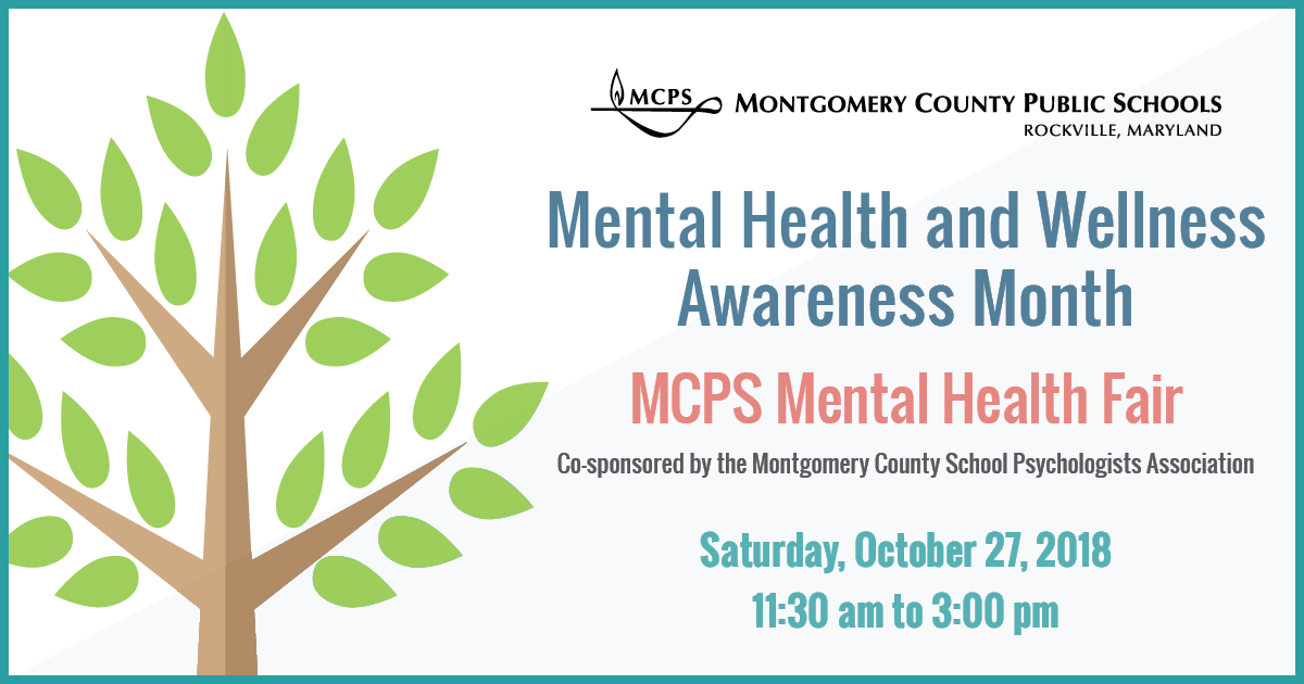 Mental Health and Awareness Month